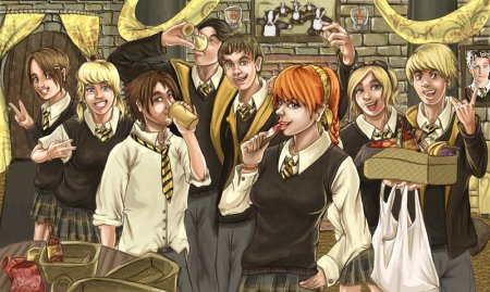 Hufflepuff___The_Party_House_by_Scorch_D