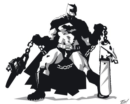 Batman_with_Chainsaw_Nunchucks_by_ninjaink