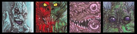 post_it_movie_monsters___part2_by_quinteroart-d6kdiyo