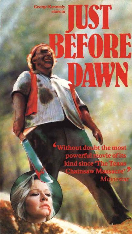 1981 - Just Before Dawn (VHS)