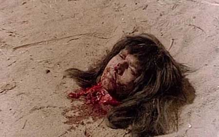 holocaust scenes Cannibal movie