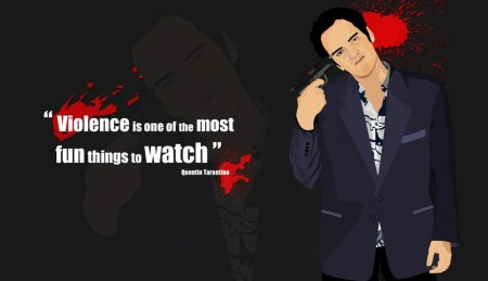 quentin_tarantino_vector_by_robertoons-d5y8r5o