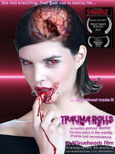 trauma dolls horror