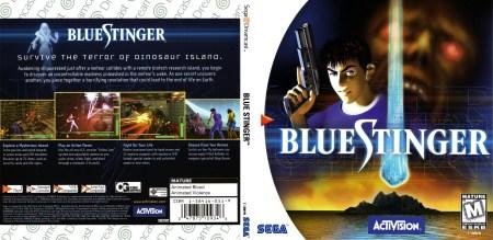 Blue Stinger (Activision) [NTSC-U]