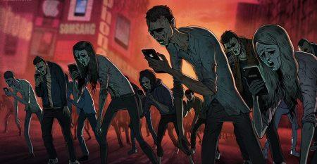 Steve-Cutts-Social-Media-Zombies