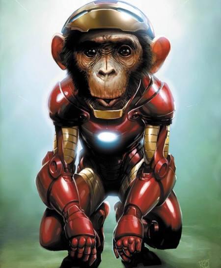 iron-chimp