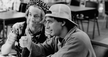 still-of-dean-cameron-and-gary-riley-in-summer-school-(1987)-large-picture