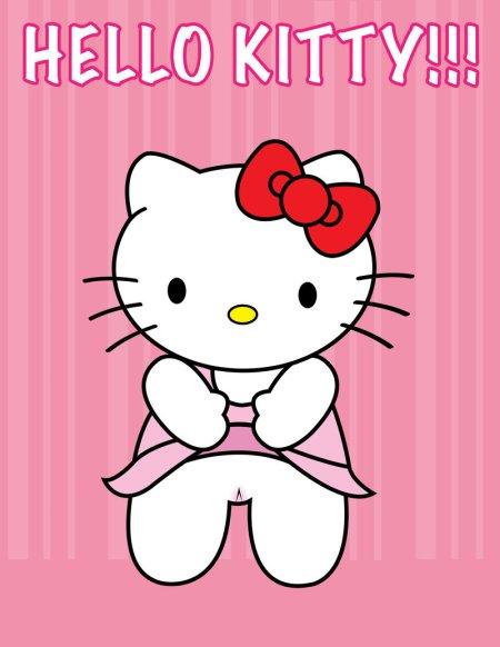 681836 - ArtistHazzard Hello_Kitty Kitty_White Sanrio