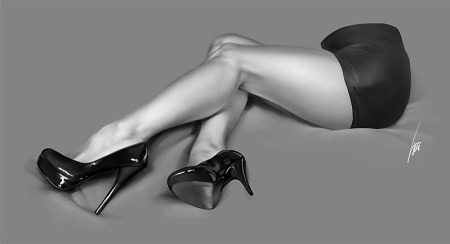 Sexy_Leg_Painting_2