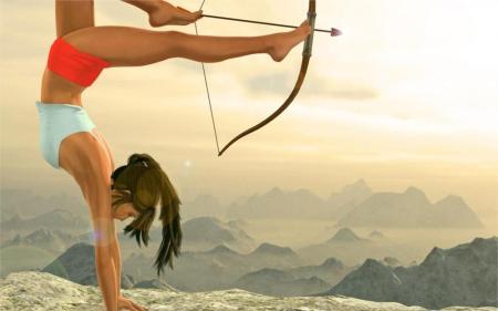 Game-Lara-Croft-font-b-Tomb-b-font-font-b-Raider-b-font-font-b-art