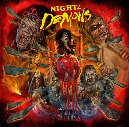Night of the Demons print 2 Lunaris