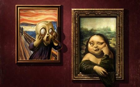 mona-lisa-scream-funny-art-2560x1600