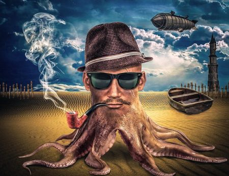 Smoking-Octopus-Man--126780