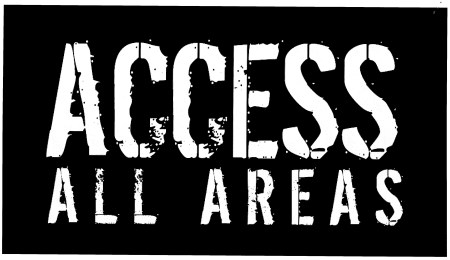 Image result for access all areas