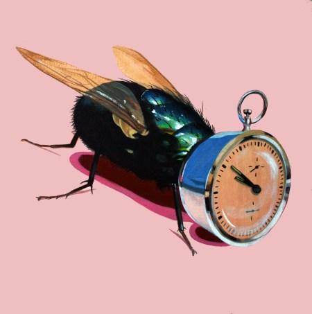 time-flies-12x12-acrylic-on-panel