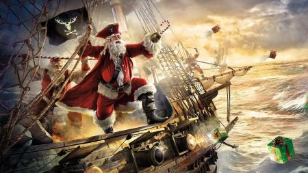 pirate-santa-on-a-ship
