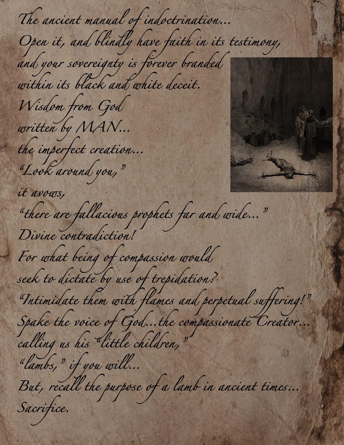 Divine Divergance Page 2