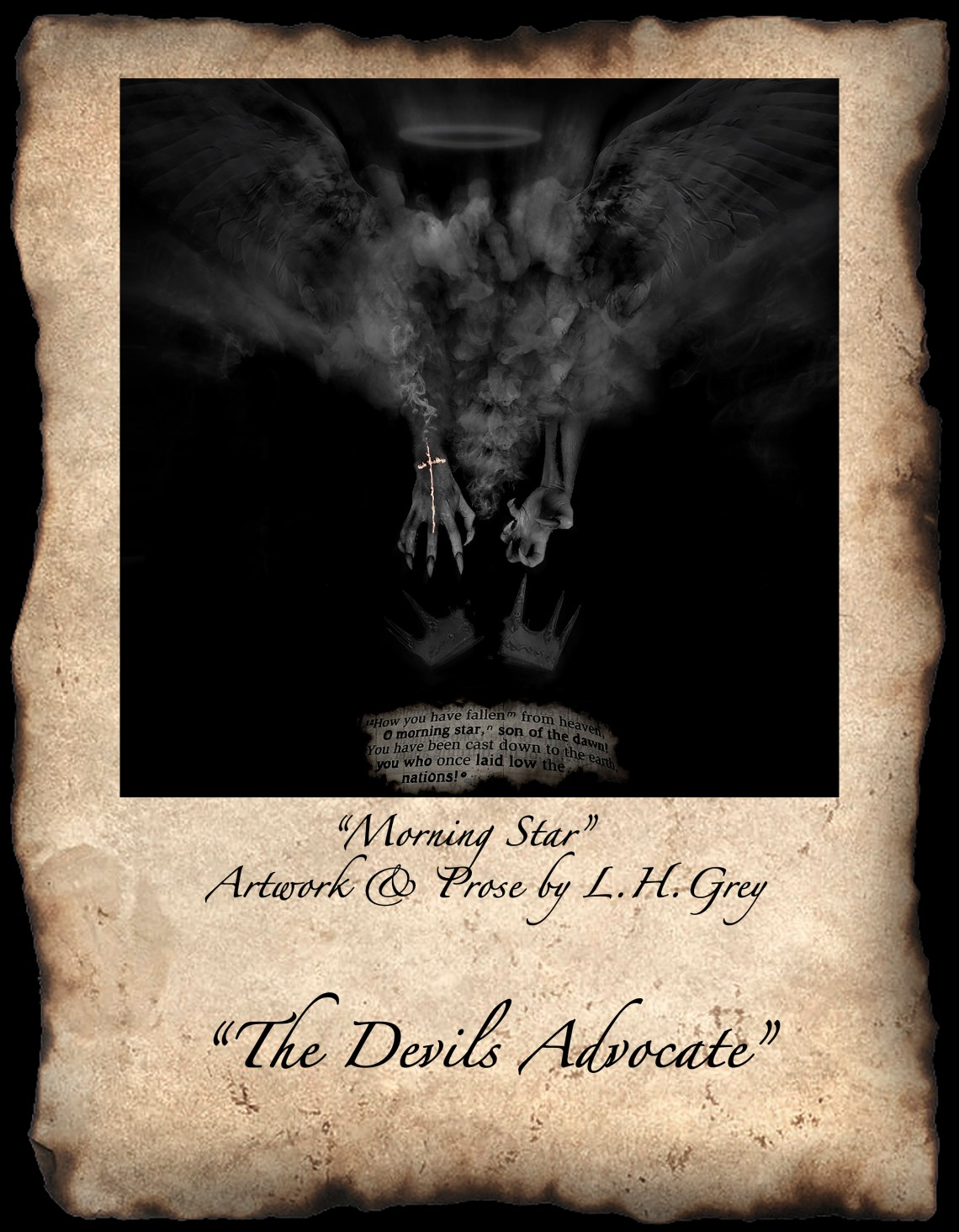 The Devils Advocate Cover Page