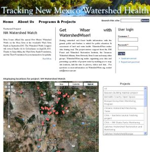 watershedwiser screenshot