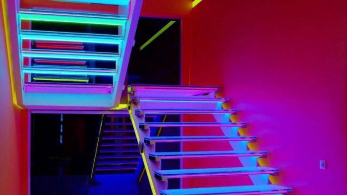 Gambar manfaat lampu LED dalam kehidupan sehari-hari