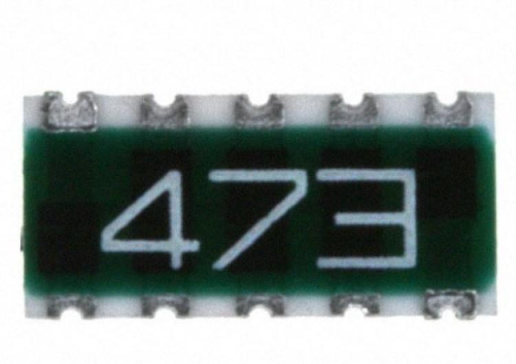 Resstor chip 473