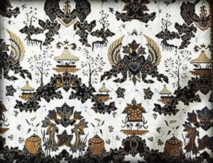 Gambar batik Wedasan