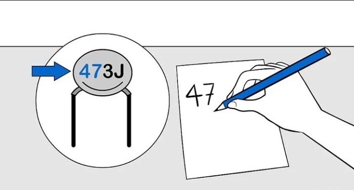Cara mengukur digit angka