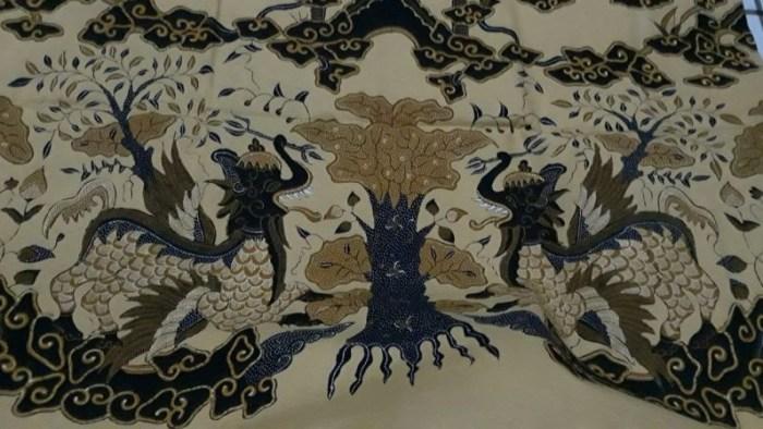 Gambar batik paksinagaliman