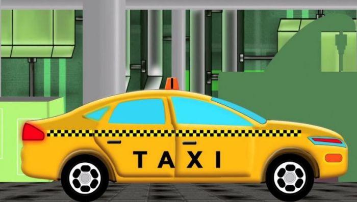 Cerita seru tentang supir taxi
