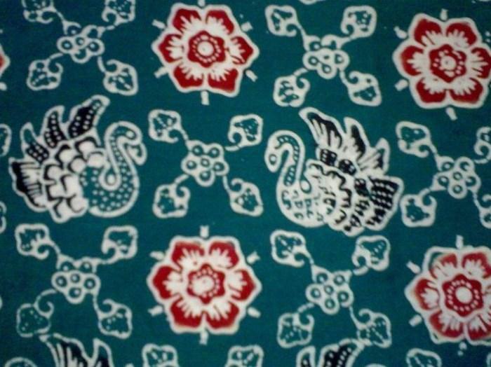 Gambar batik Jambi