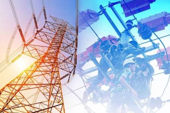 Gambar contoh arus listrik bolak balik dari PLN
