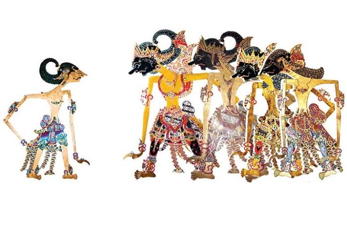 Gambar tokoh pandawa lima dalam perang barathayuda