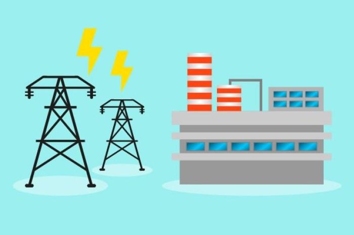 Gambar rumus tegangan listrik