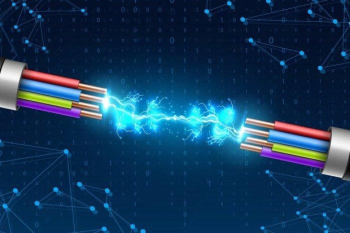 Gambar sifat dari arus listrik
