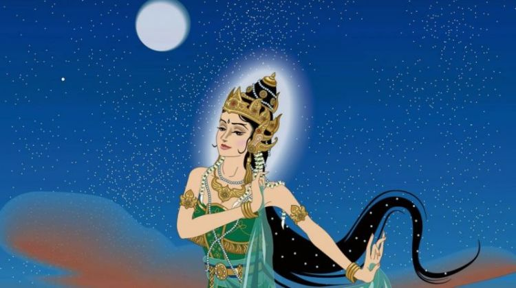 Ilustrasi cerita misteri Nyi Roro Kidul