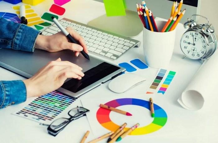 Gambar bisnis desainer