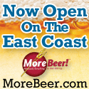 MoreBeer! Is Now Open On The East!