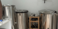 50 gallon brewery portugal