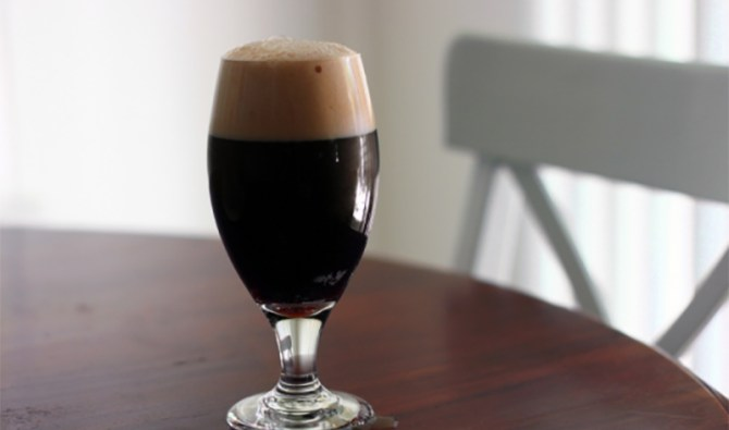 dark mild beer recipe