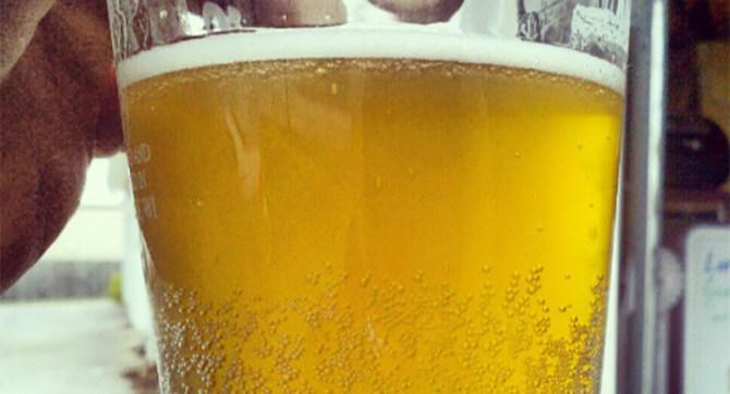 Yooper's fizzy yellow beer recipe