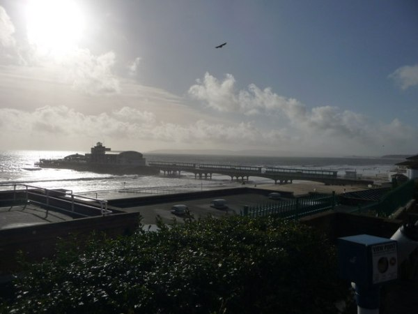 Bournemouth coast