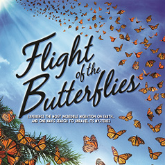 A copy of the program for the Monarch Butterfly Migration Show at the Carnegie Science Center