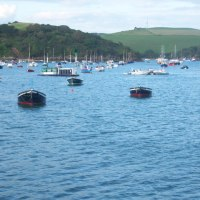 Canoeing on the Salcombe-Kingsbridge Estuary