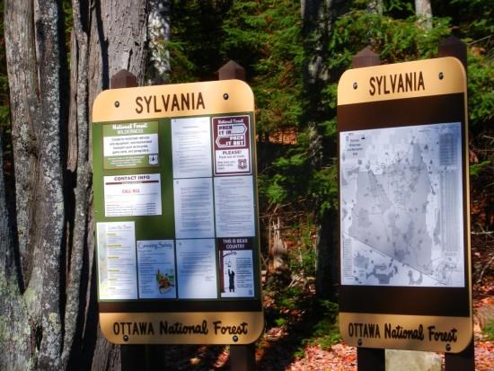 Sylvania signposts