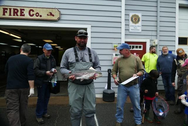2019 Riverton Fishing Derby - 7th Place - Remy Misani Jr.