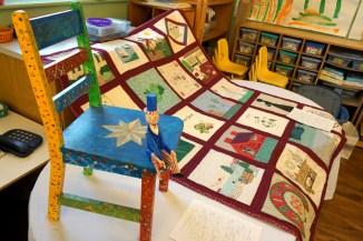Bay Ruff artwork display at Westfield Meeting 4