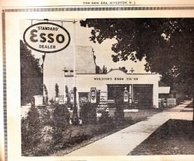 Woolston's Esso