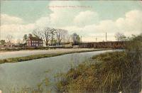 Along Pennsauken Creek, Palmyra, N.J. c.1910