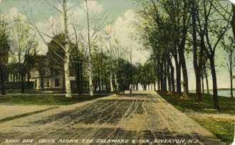 Bank Ave., Drive Along the Delaware