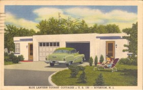 Blue Lantern Cottages, US 130, Riverton, NJ